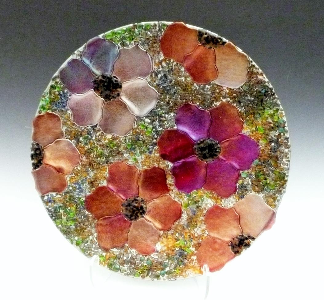 Laura Johnson Glass Art Galleryfiftyfive
