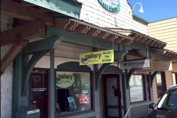 Gallery Fifty-Five | McCall, Idaho