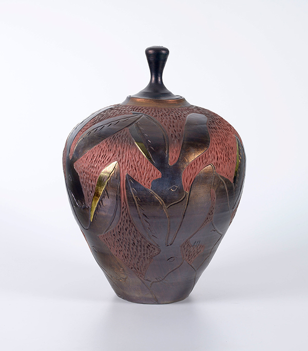 Rabbit Jar by Genie Sue Weppner