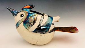 Blue Jay by Terri Axness